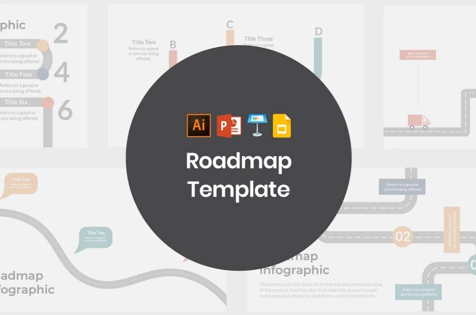 Roadmap templates